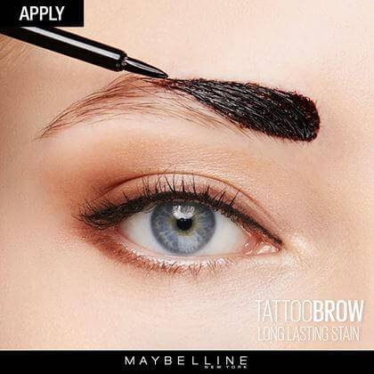 338469d5c46 Discover the new Tattoo Brow Easy Peel Off Tint