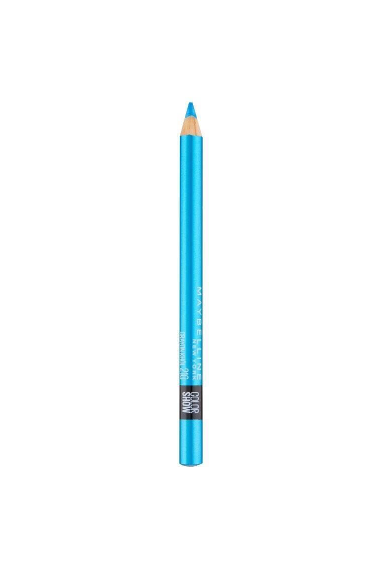 colorshow kohl liner eye pencil eyeliner maybelline
