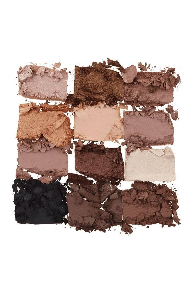 Smoky Palette- The Nude Palette