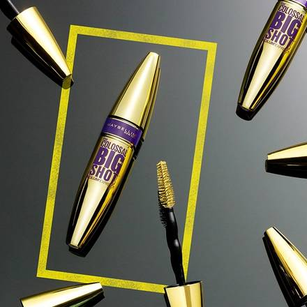 How to apply Maybelline Big Shot Mascara