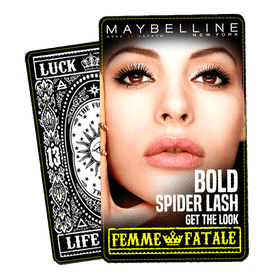 Bold Spider Lashes
