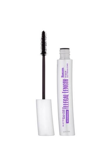 8b6a8bd67f3 Maybelline Illegal Length Waterproof Mascara | Maybelline