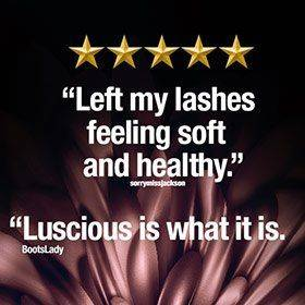 Luscious Lashes Review