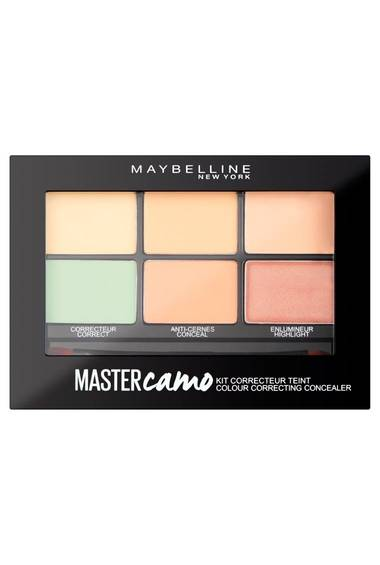 Master Camo Color Correcting Concealer Kit in Light