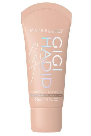 Gigi Hadid Tinted Primer in light medium