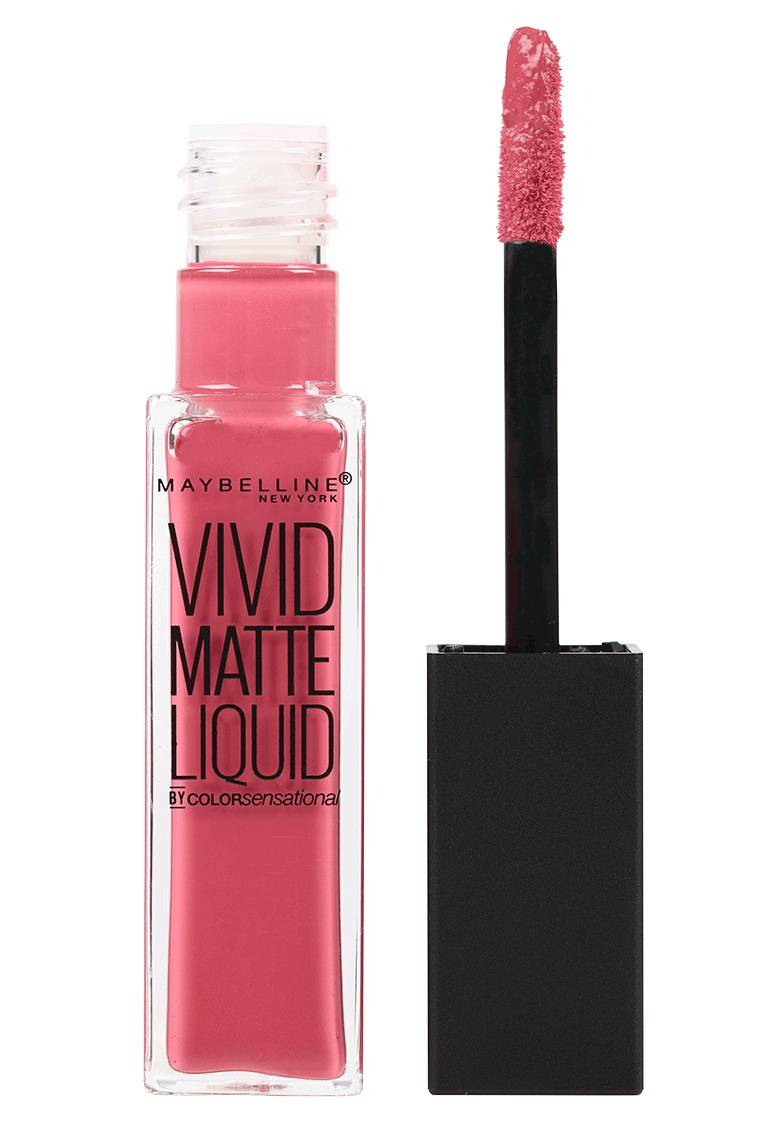 Color Sensational Vivid Matte Liquid Lipstick