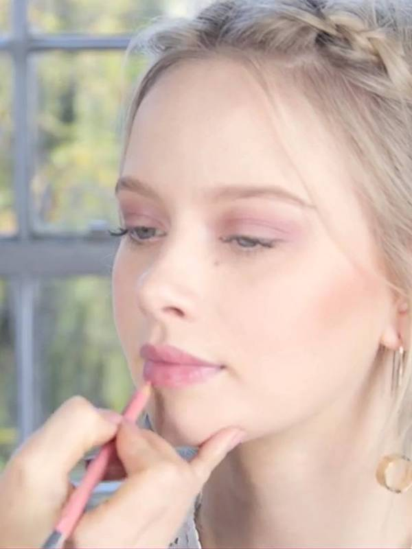English Rose Make Up Tutorial