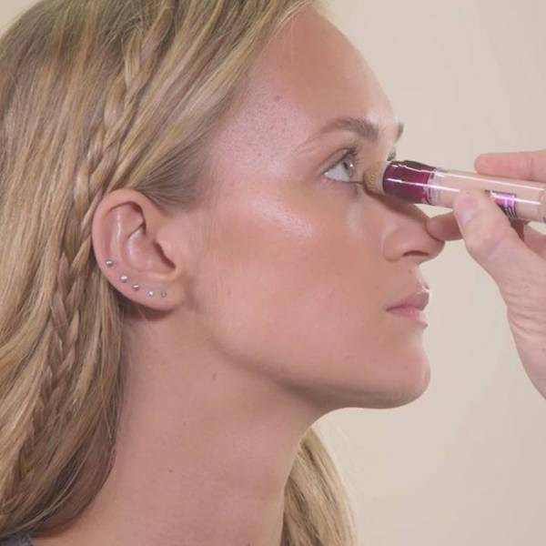Maybelline How To Apply Concealer Tutorial Step 1