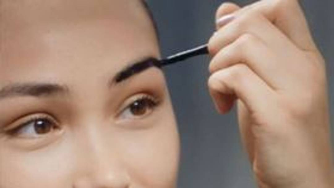 How To Use Eyebrow Tattoo Peel Off Tint Maybelline