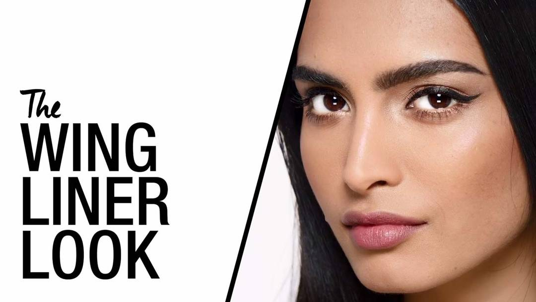How To Apply Winged Eyeliner Easily