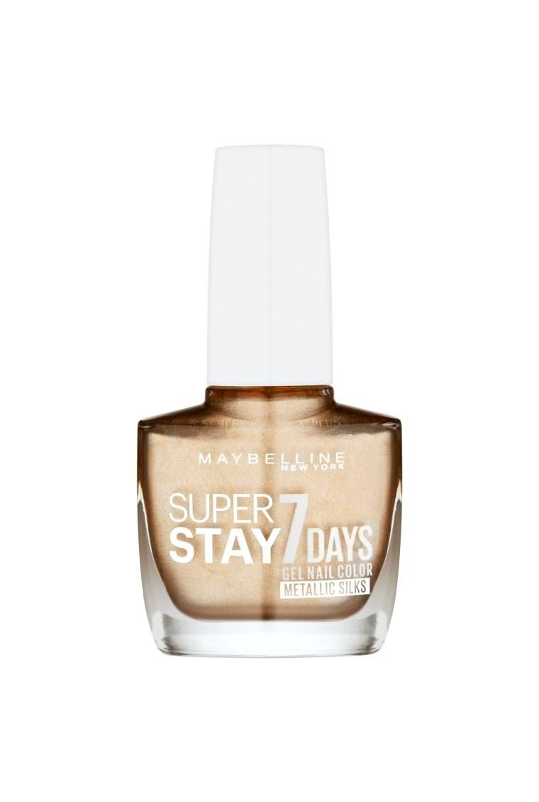 SuperStay 7 Days Metallic Silk Nail Varnish | Metallic Silk Nail ...