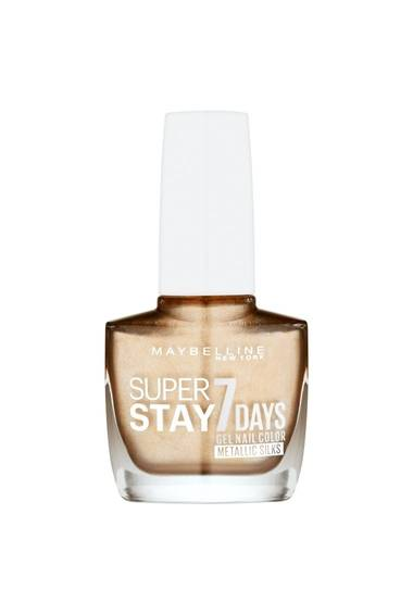 Metallic Gold Nail Polish - Superstay 7 Day