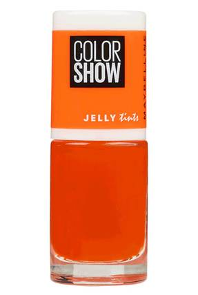 Jelly Tints in Edgy Tangy