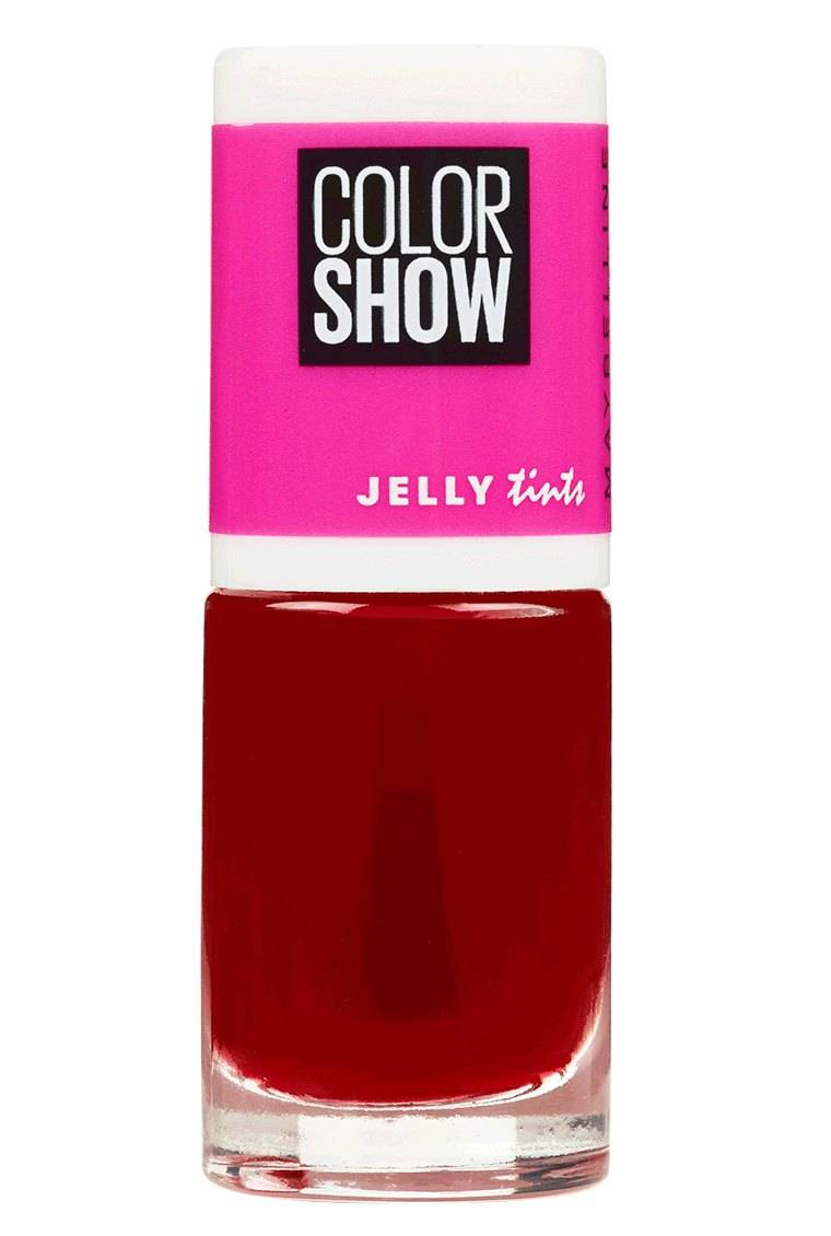 Jelly Tint One Coat Nail Polish - Colorshow