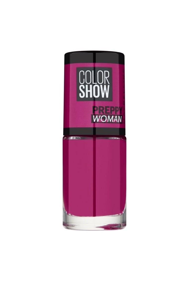 Maybelline Color Show Preppy Woman | Nail Varnish | Maybelline UK