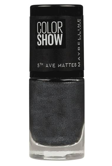 Color Show 5th Ave Matte Nail Colour