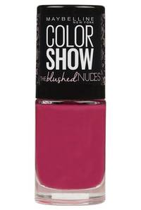 Color Show Blushed Nudes Nail Polish