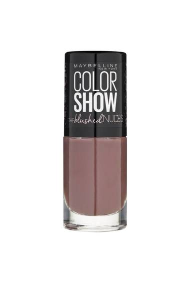 Blush Nail Polish - Colorshow Blushed Nudes