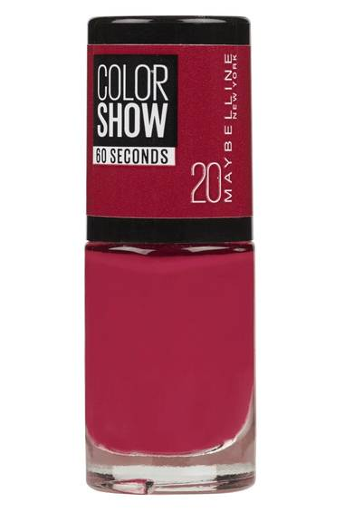 Color Show Nail Polish in Blush Berry