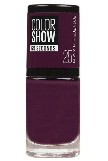 Color Show Nail Polish in Plum It Up