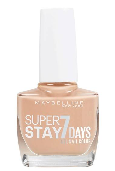 Baby Pink Nail Polish - Superstay 7 Days Tone on Tone