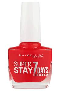 SuperStay 7 Days Gel Nail Colour