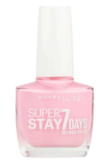 Superstay 7 Days Nail Varnish Pastels